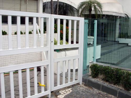 Portões em Santos