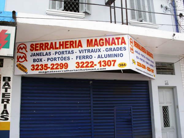 Serralheria em Santos